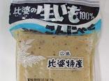 ヒバ生芋100%角コンニャク