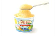 Handmade gelato