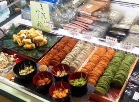 『がんばろう広島』瀬戸内の味、瀬戸内水産の「鯛ちくわ・練り物」試食販売会を開催!