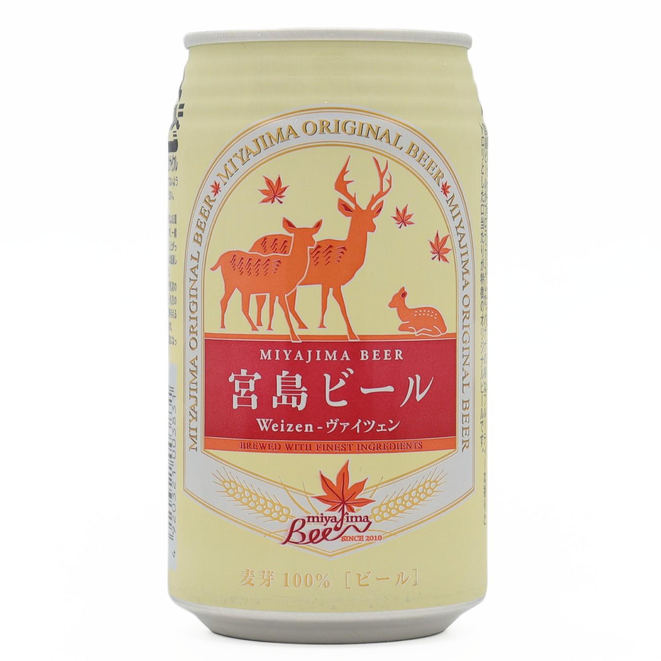 宮島ビール ヴァイツェン
