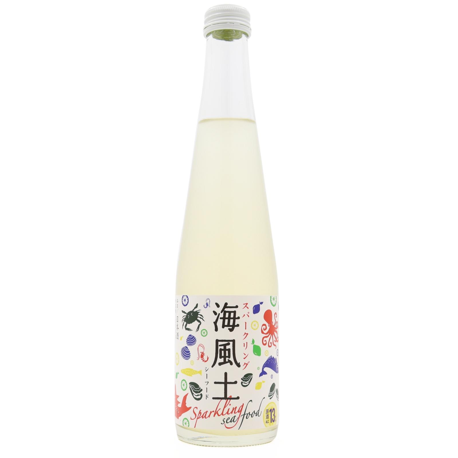 富久長 白麹純米酒 海風土スパークリング