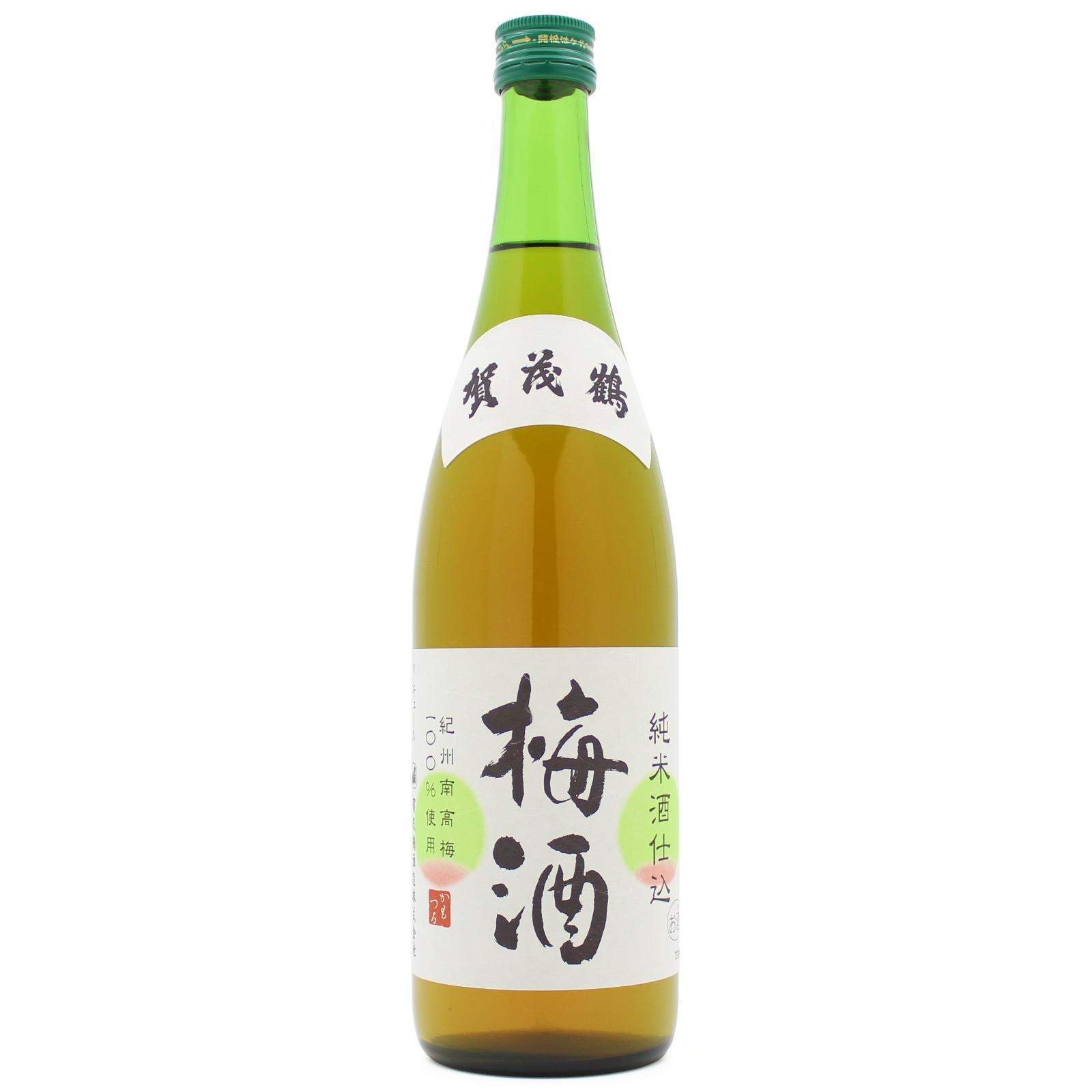 賀茂鶴 純米酒仕込梅酒