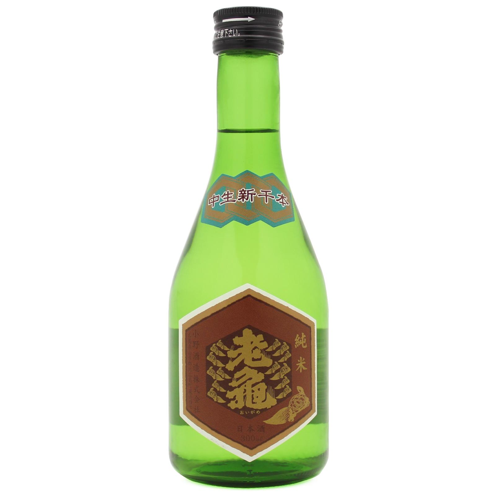 老亀 純米酒 中生新千本